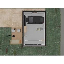 Configurez votre autoconstruction et maison bois modulable – Kadro