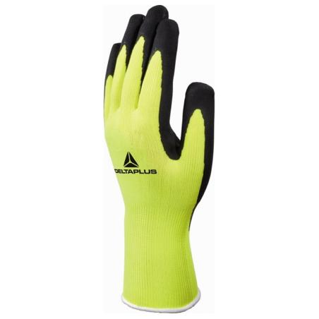 Gants de protection DELTAPLUS polyester et renforcements latex - Kadro