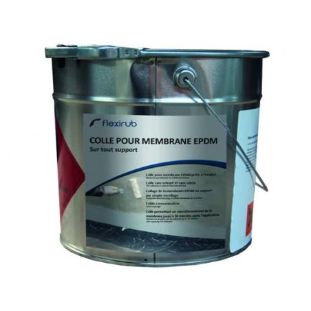 Colle 5 L pour membrane d'étanchéité EPDM tous supports - Kadro
