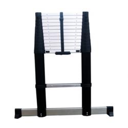 Echelle télescopique aluminium facile à transporter et ranger - Kadro