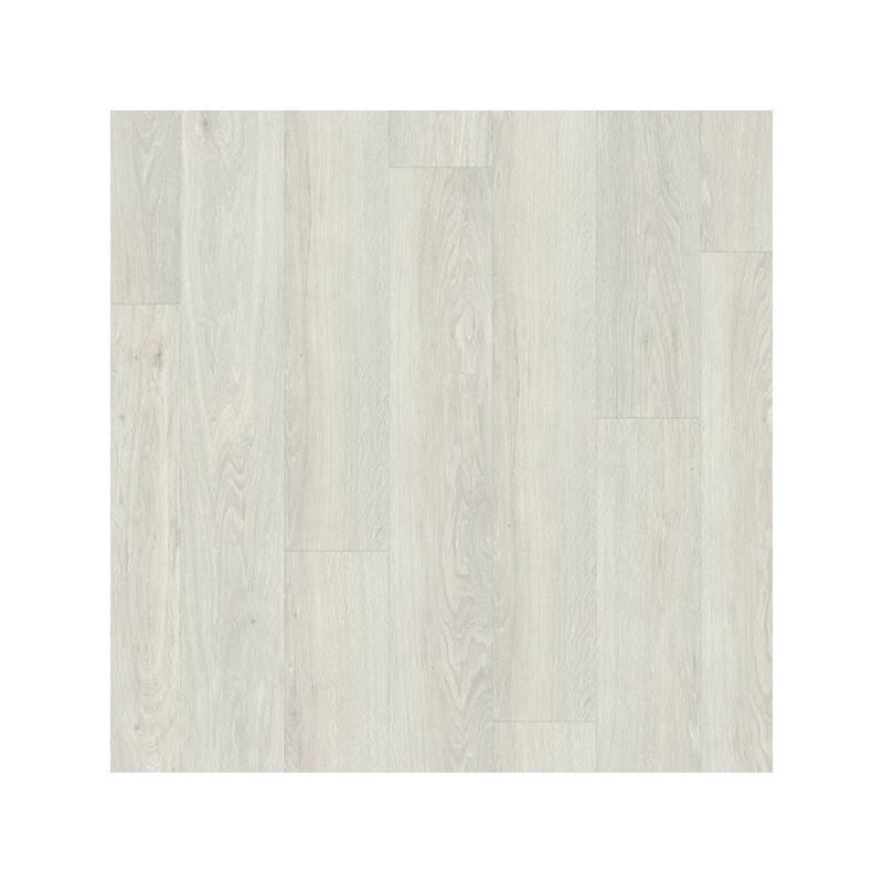 Parquet Vinyl : Chêne délavé gris, planche